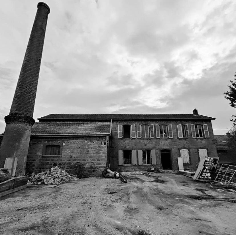 La Pendue_l'usine